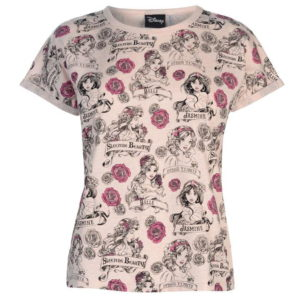 Tričko s krátkým rukávem dámské