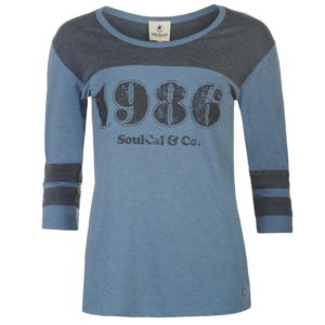 Deluxe 86 Baseball tričko