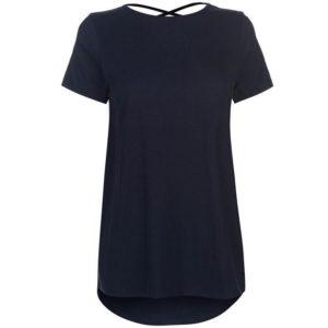 Cross Over T Shirt dámské