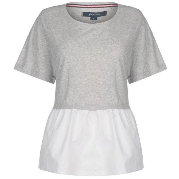 Tričko Frill T Shirt Ladies