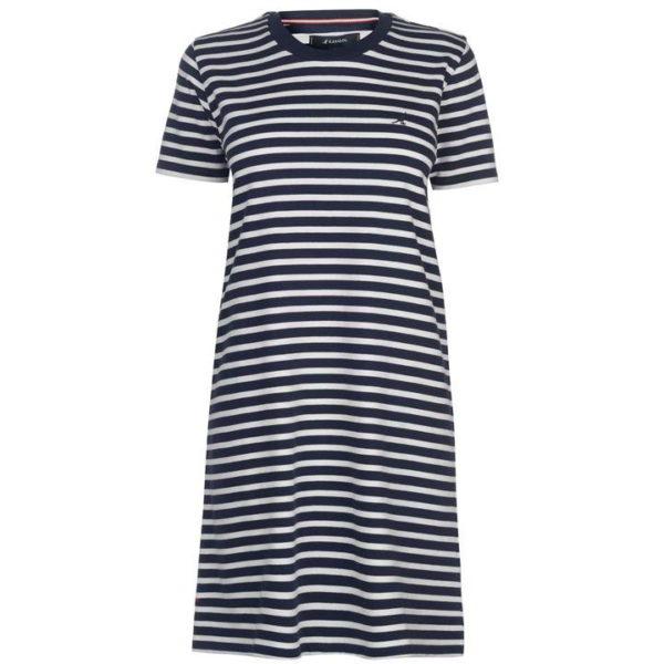 Crew Neck T Shirt dámské šaty