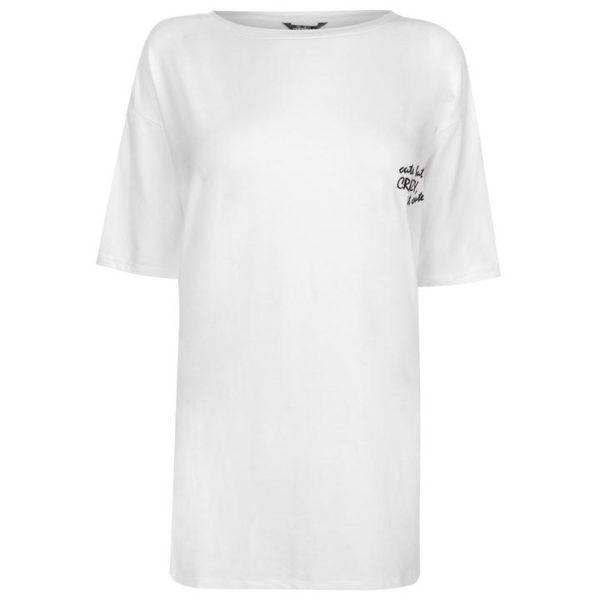 Oversized tričko dámské