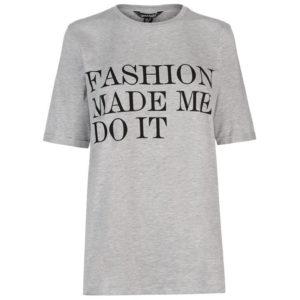 Dámské tričko Roll Sleeve T Shirt Ladies