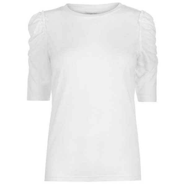 Tričko tričko Puff Sleeve