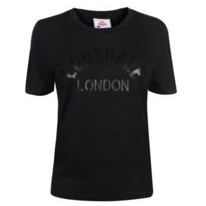Dámské tričko s velkým logem