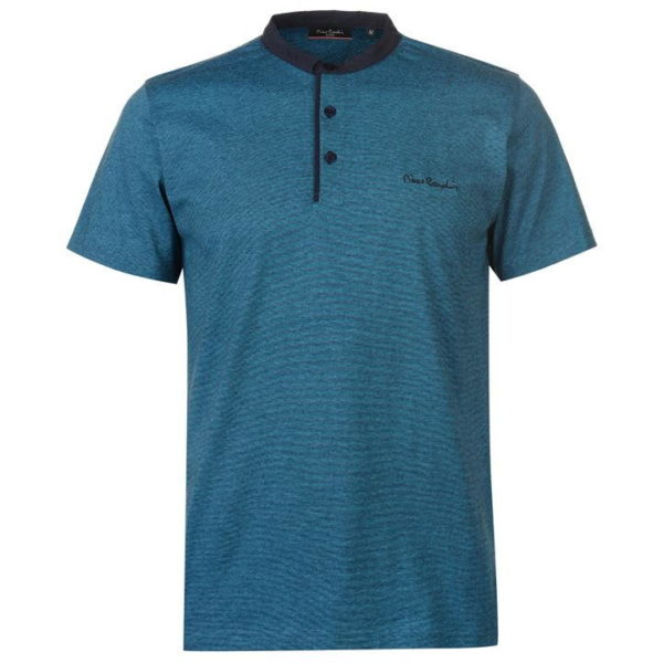 Pin Stripe T Shirt Pánské