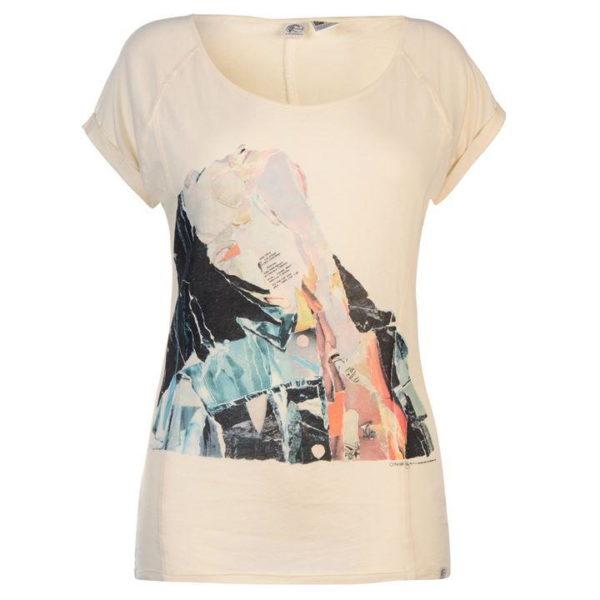 Mont krátké rukávy tričko dámské