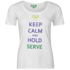 Udržujte klidné tričko dámské