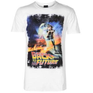 Character Zpět do budoucnosti T Shirt Mens
