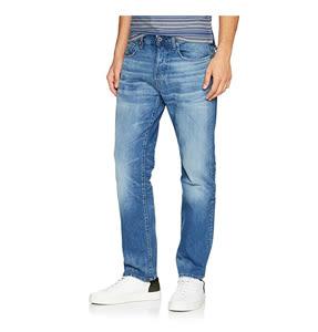 G-Star Slim Fit Jeans 3301 in blau