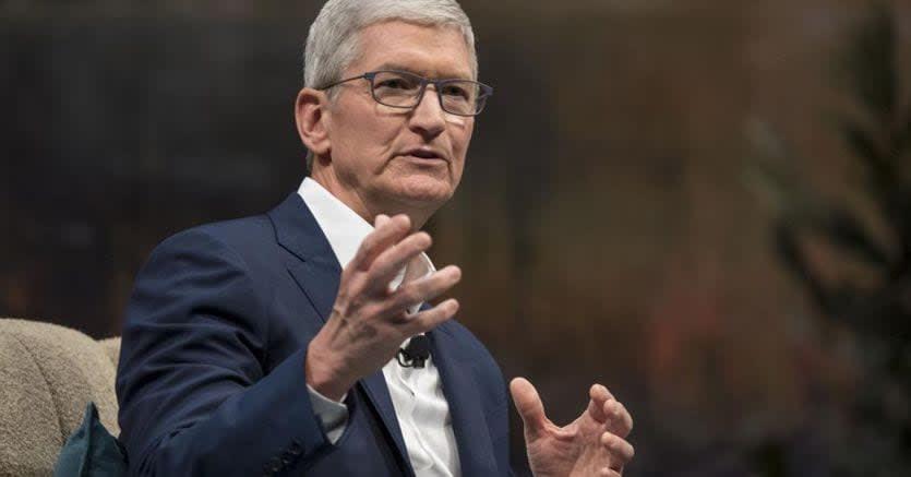 Tim Cook: «Guida autonoma fondamentale per un'auto firmata Apple»