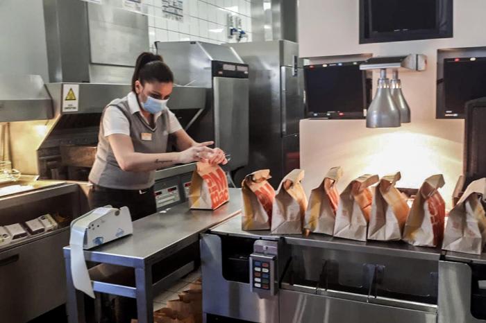 Covid: Spallanzani valida le procedure di McDonald's Italia