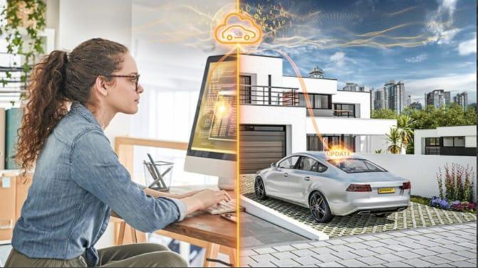Self-driving car, Aws e Continental connettono le vetture al cloud