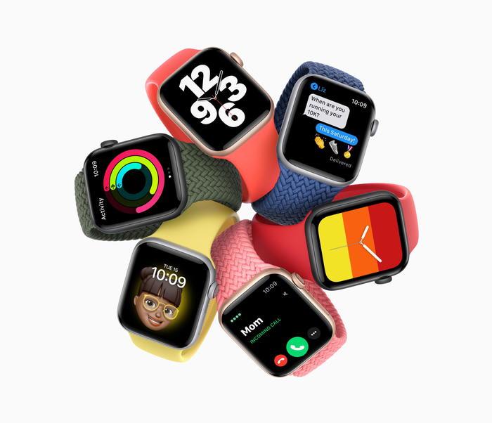 Dispositivi indossabili in crescita nel 2020