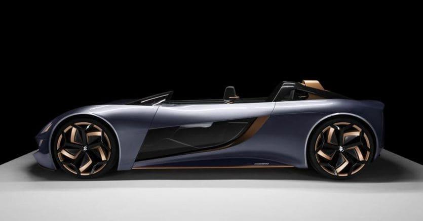 IED e Suzuki insieme per la concept car Misano