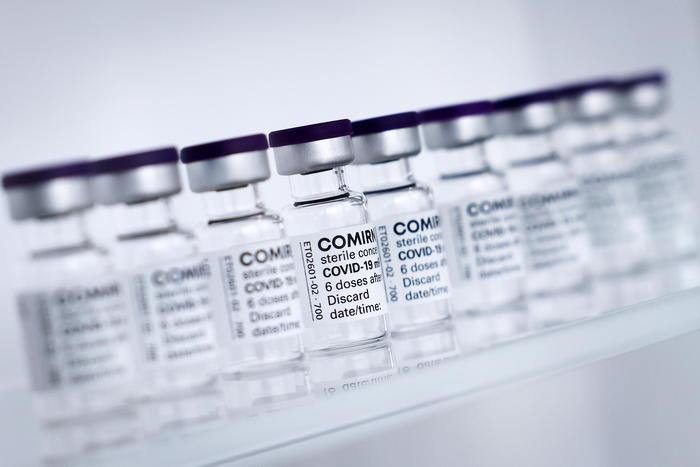 Vaccini: Pfizer, a breve partirà studio per fascia 5-11 anni