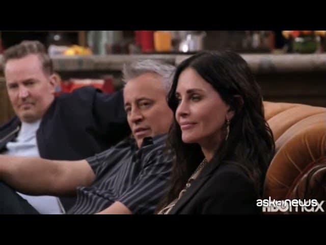 La Friends Reunion è quasi fra noi: uno degli eventi tv dell'anno