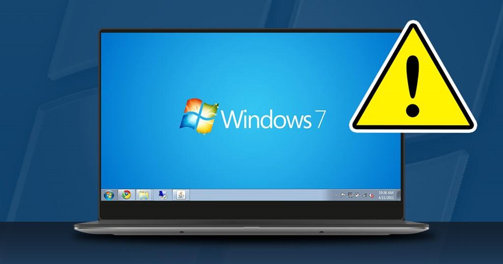 Il 16% degli italiani usa ancora pc con Windows 7