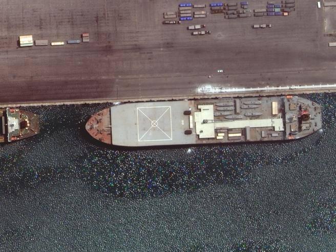 Iran, il super-satellite Kanopus: «Mirino sul Medio Oriente» fornito dalla