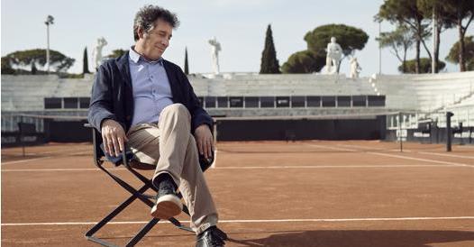 Sandro Veronesi: «Quell'estate che il tennis fermò la storia» Il