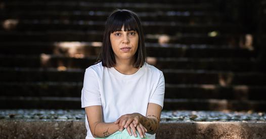 La nuova vita di Malika Chalhy a Milano: «Botte e