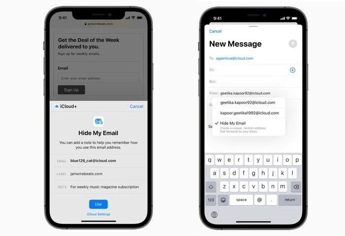 Apple iOS 15, le novità per proteggere meglio la privacy