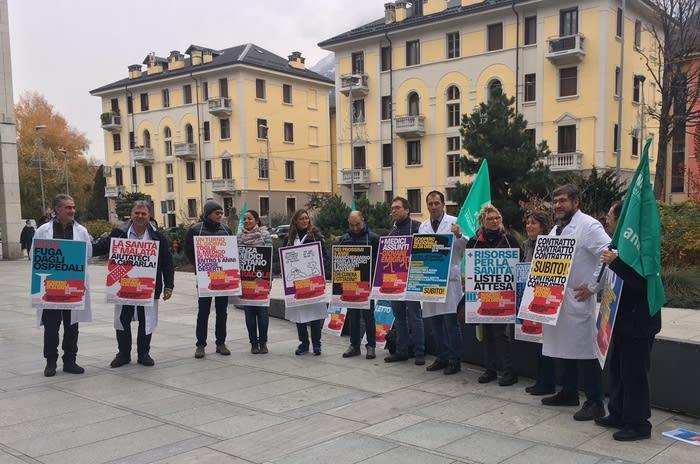 Sanità: denuncia sindacati medici, in Vda situazione critica