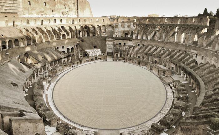 Satelliti, droni e 5G guardiani del cuore di Roma