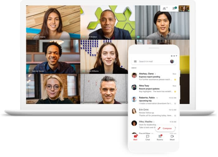 Google apre a tutti la piattaforma Workspace