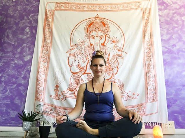 Elisa – la Mamma Mindful: meditazione   buddhismo