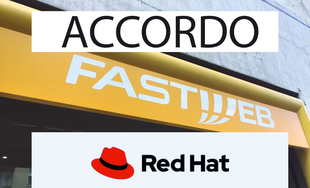 Cloud, si rafforza la collaborazione Fastweb-Red Hat