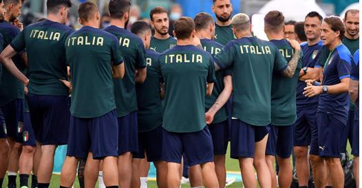 L'Italia e la rinascita (anche) con i gol