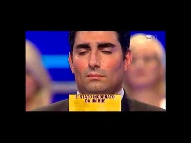 """Andrea Mangoni a """"I soliti ignoti"""" – Per farsi quattro risate!"""