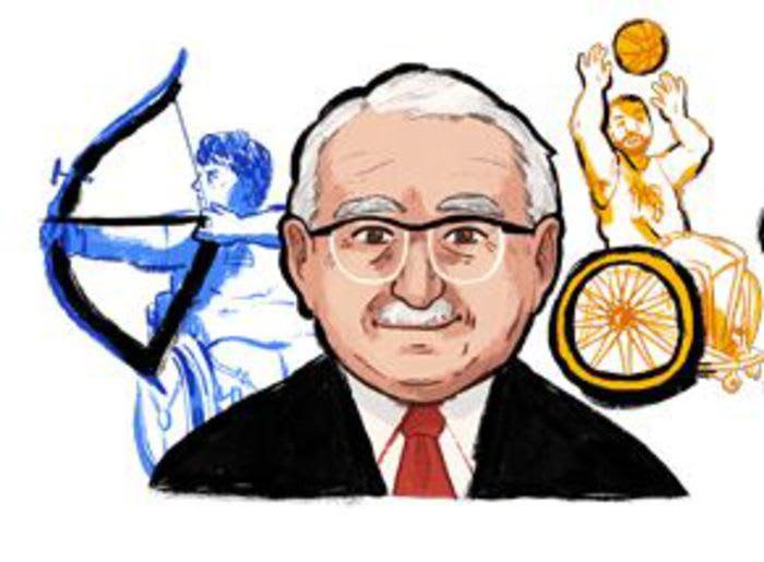 Ludwig Guttmann: l'omaggio di Google,  il neurologo ideatore dei Giochi Paralimpici