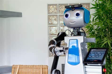 Facebook mappa gli ambienti interni per i robot domestici