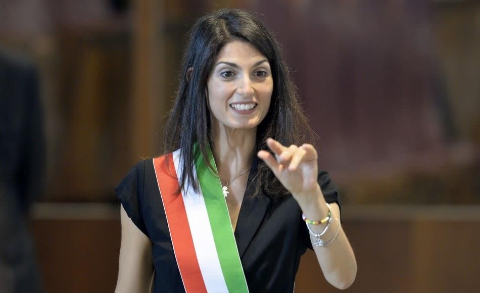 """Smart city, Raggi: """"Roma è pronta alla sfida, ecco il"""