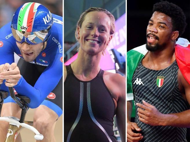Italia, quante medaglie? Nuoto, scherma, ciclismo, ecco le previsioni per