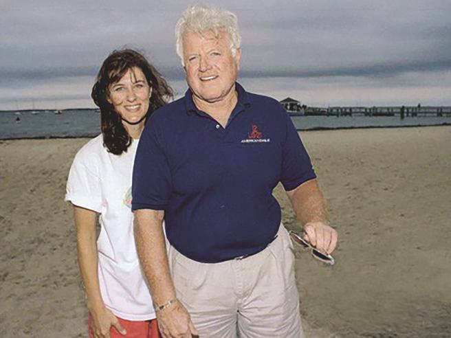 Due Kennedy, amici finanziatori Ecco i volti di Biden nel