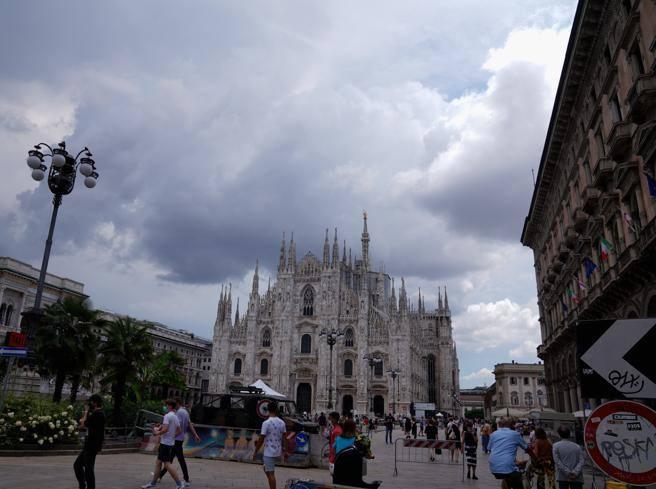 Previsioni meteo di venerdì 23 luglio: a Milano e in