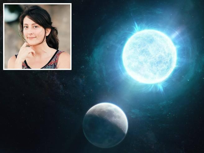 Ilaria Caiazzo, l'astrofisica cacciatrice di stelle: «In Italia c'è gerontocrazia»