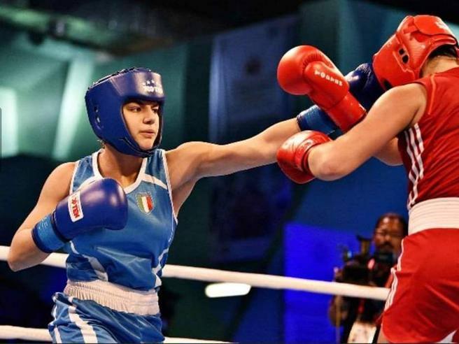 Rebecca Nicoli alle Olimpiadi di Tokyo, la liceale sul ring: