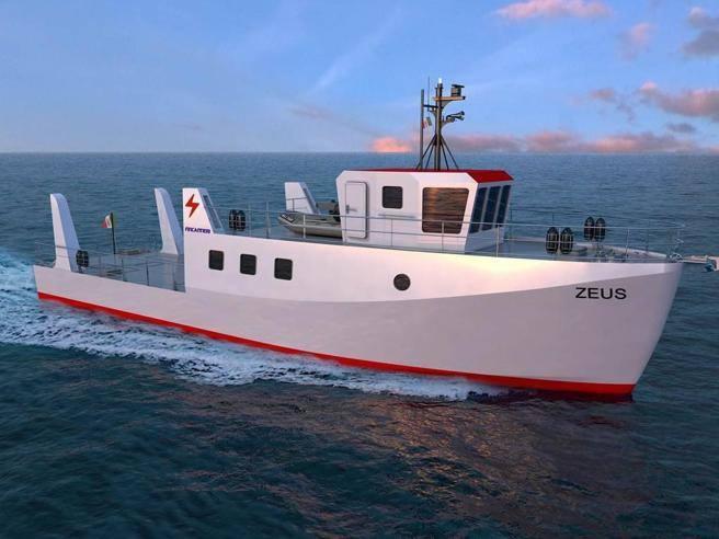 Le navi «green» del futuro? Andranno a idrogeno, ammoniaca (e