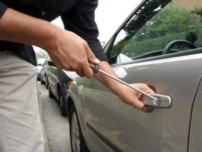 Furti d'auto in aumento: la classifica dei modelli più rubati