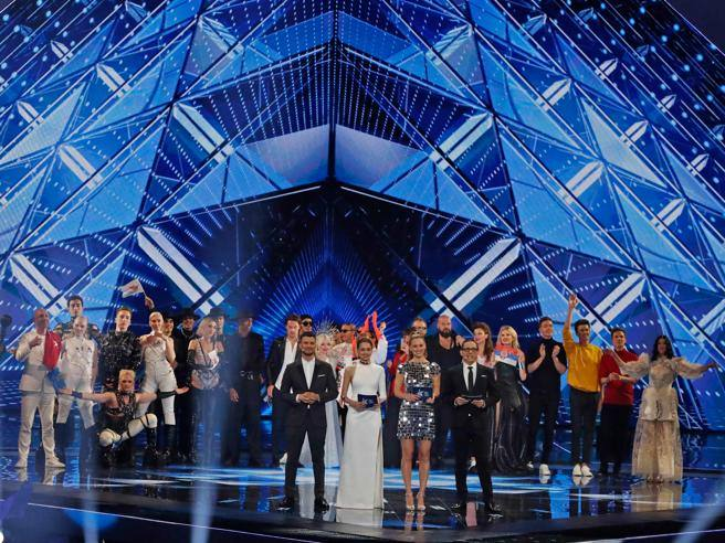 Se l'Europa in televisione si unisce solo per l'Eurovision