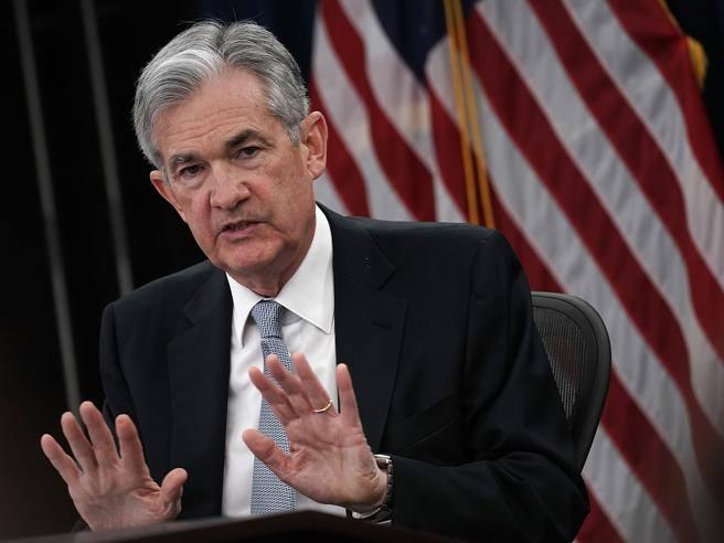 Powell: la Fed è pronta a ridurre gli acquisti di