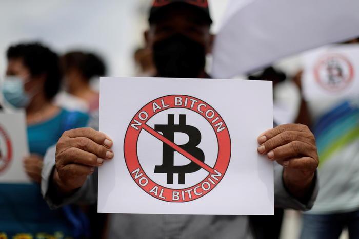 Bitcoin El Salvador 700x467