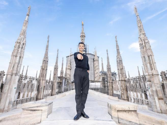 Duomo di Milano, Roberto Bolle danza per finanziare il restauro