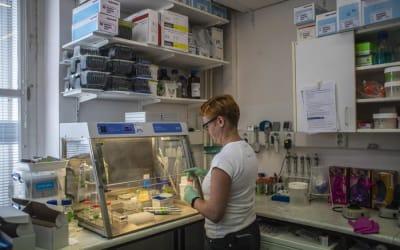 Positive a varianti a settimane da seconda dose vaccini mRna