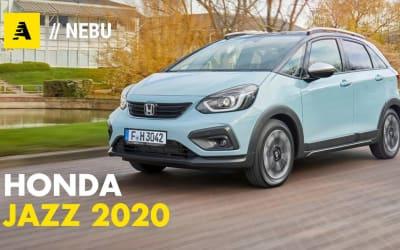 Honda Jazz 2020 Cross Star   Compatta, ibrida e concreta