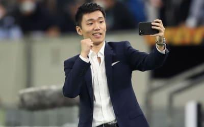 Anche Zhang in trasferta allo Stadium per Juve-Inter